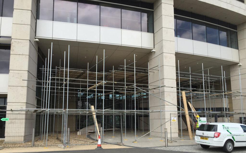 PA Hollingworth   Commercial Building Contractors