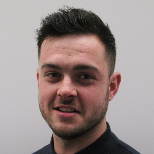 Billy Hollingworth - Electrical Services Manager