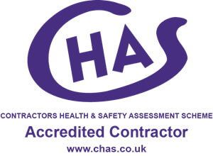 PA Hollingworth Builders in Kent are CHAS approved