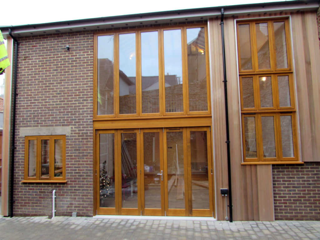 PAH Building Contractors in Kent | Case Study - Full Design and Build