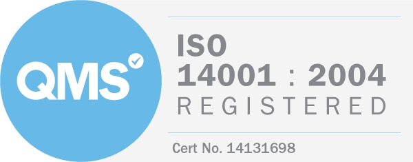 PA Hollingworth Builders in Kent are ISO 14001 registered