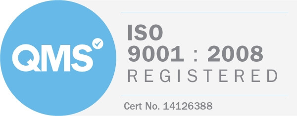 PA Hollingworth Builders in Kent are ISO 9001 registered