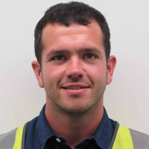 Ashley Hunnisett - Construction Manager