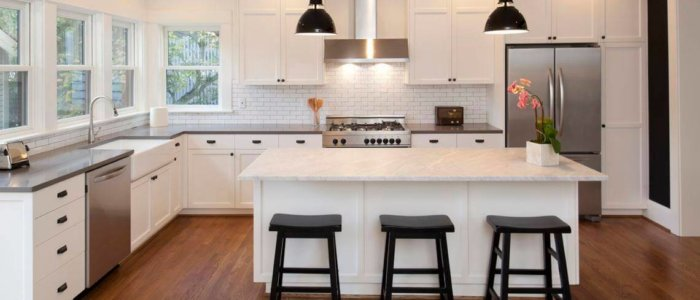 4 – Builders in Kent for Luxury Kitchens