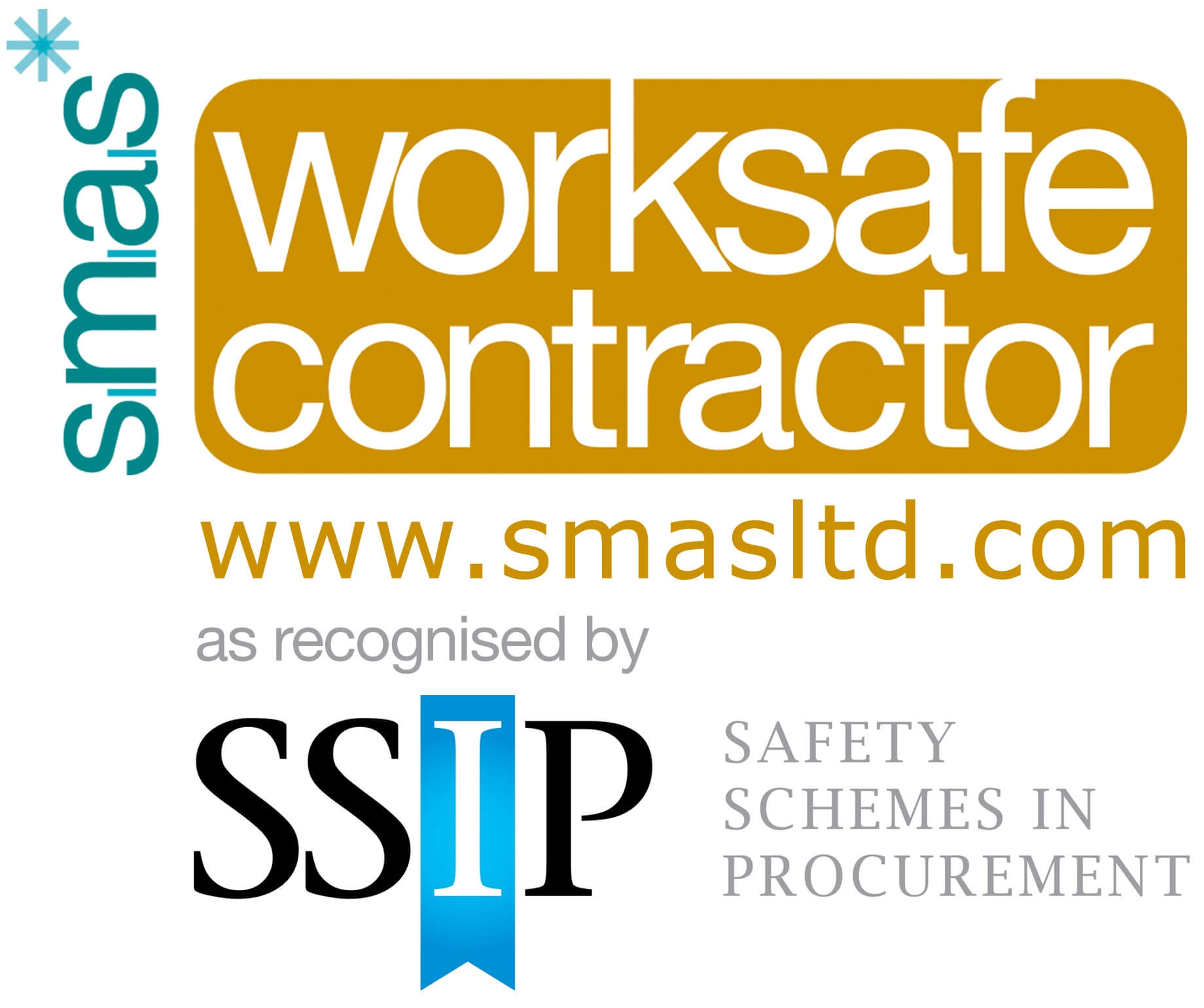 PA Hollingworth Builders in Kent are a SMAS Worksafe Contractor as recognised by the SSIP