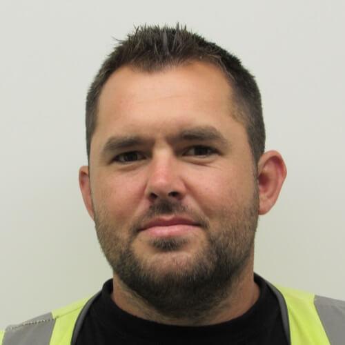 Dan Atkinson – Site Supervisor