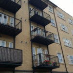 Refurbished balconies