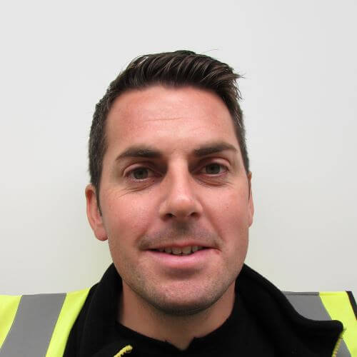 Pete Peay – Site Supervisor