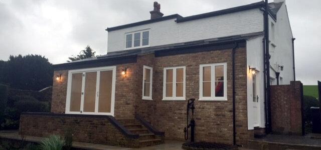 Period Property Extension, Ripple near Deal, Kent