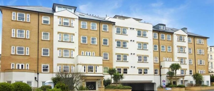 Waldorf Apartments Phase 2 External Refurbishment, Sandgate Rd Folkestone