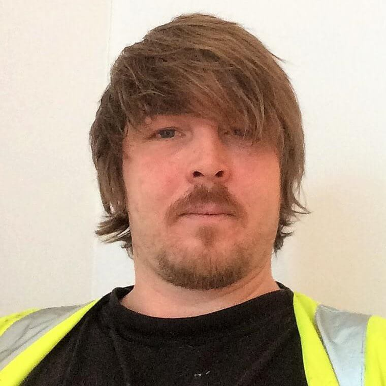 Terry Bottle – Site Supervisor