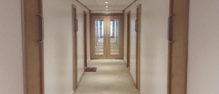 Aspen House – refurbishment of Public Corridors and Stair Wells