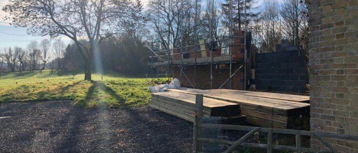 New Dwelling, Lower Hardres, Canterbury, Kent