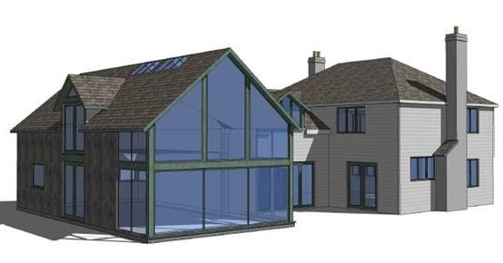 Farm House Alterations in Dunkirk, Kent