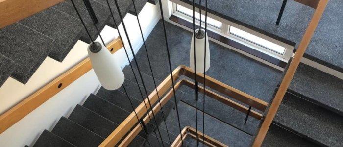 Madeira Court – Refurbishment of Communal Corridors and Staircase