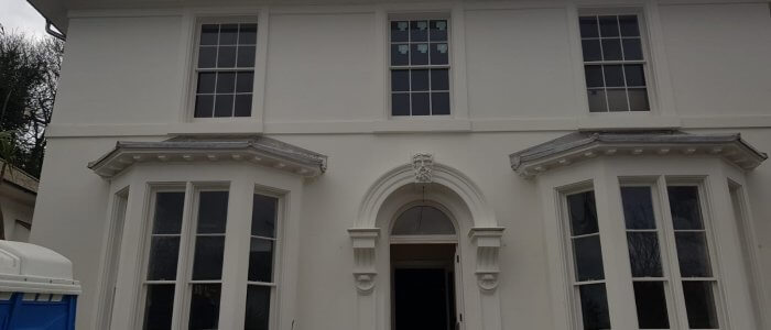 Modernising Refurbishment to old Rectory (4)