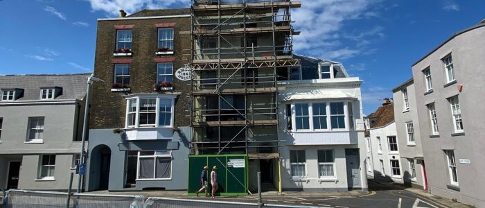Ling House, Beach Street, Deal (1)