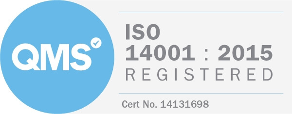 ISO 14001 Registered